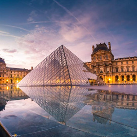 Louvre Paris/France